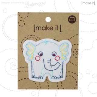 make it Elefant - Iron on