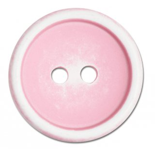 Kinderknopf 18mm rosa